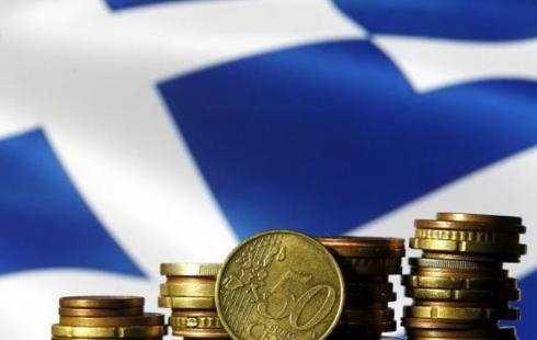 greece flag euros